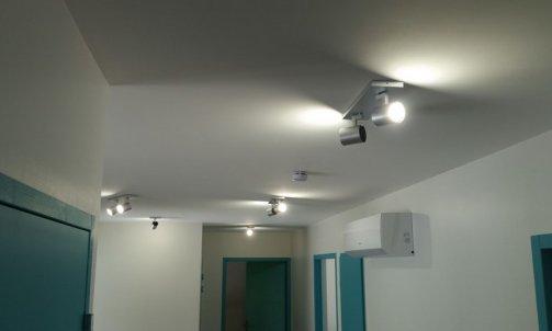 Installation de circuit de lumière Portes-lès-Valence
