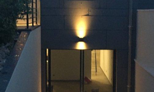 éclairage extérieur  soyons